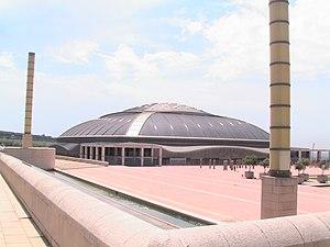 Palau Sant Jordi - Palau Sant Jordi in 2007