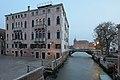 Palazzo Molin Campo San Basegio Molino Stucky Dorsoduro Venezia.jpg