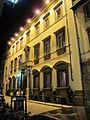 Palazzo dell'enoteca pichiorri di notte....JPG