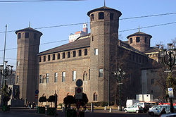Palazzo madama retro