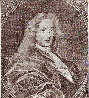 Jan Palfijn - Jan Palfijn, 1758 representation.