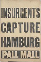 Pall Mall Gazette placard Insurgents Capture Hamburg.jpg