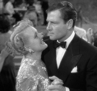 The Palm Beach Story - Mary Astor and Joel McCrea