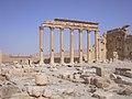 Palmyra (Tadmor), Baal Tempel (38651088536).jpg