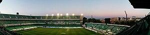 Estadio Benito Villamarín - Image: Panorámica, Estadio Benito Villamarín