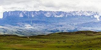 Tepui - Mount Roraima