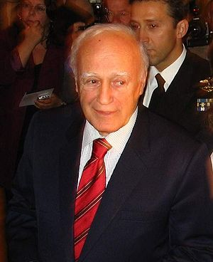 Minister for Foreign Affairs (Greece) - Image: Papoulias