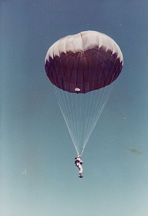 1 Parachute Battalion - Qualification Jump