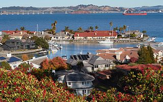 Paradise Cay, California Unincorporated community in California, United States
