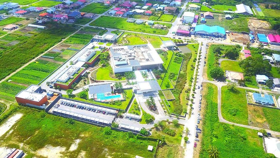 Paramaribo district 14