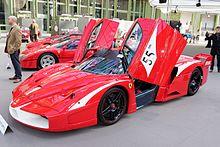 Enzo Ferrari (automobile) - Wikipedia