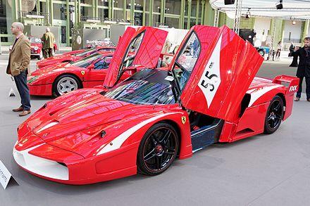 Ferrari Fxx Wikiwand