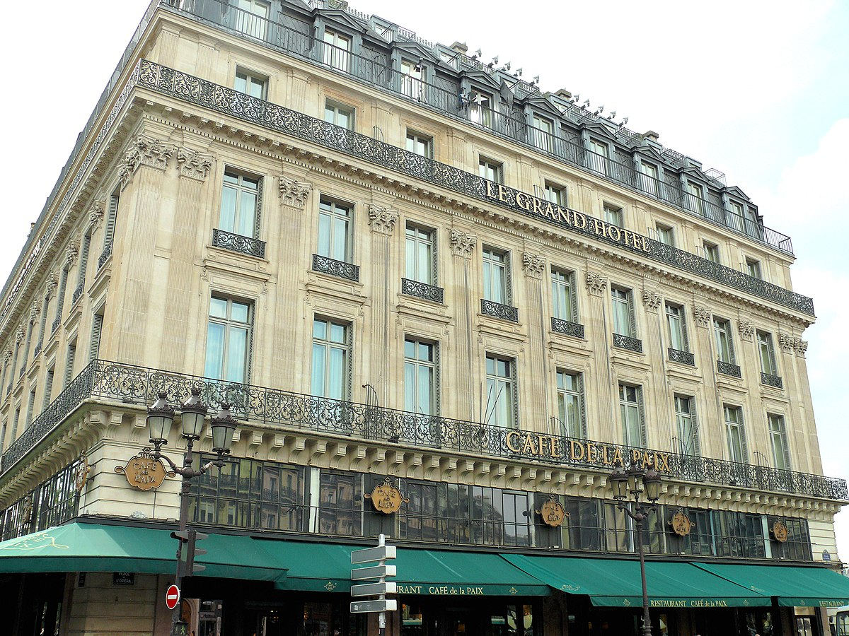 intercontinental paris le grand wikip dia