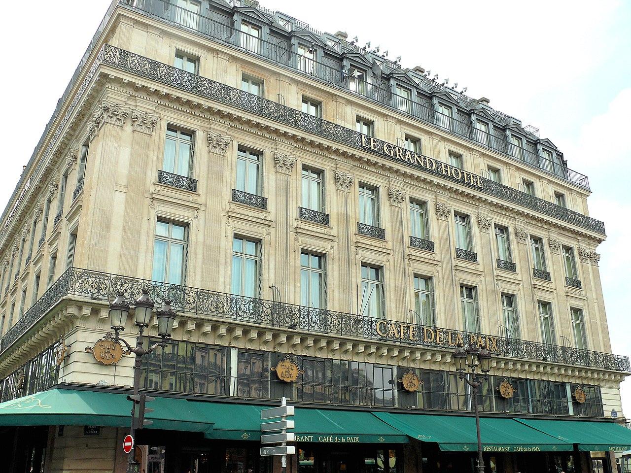 Grand Opera Hotel Gothenburg
