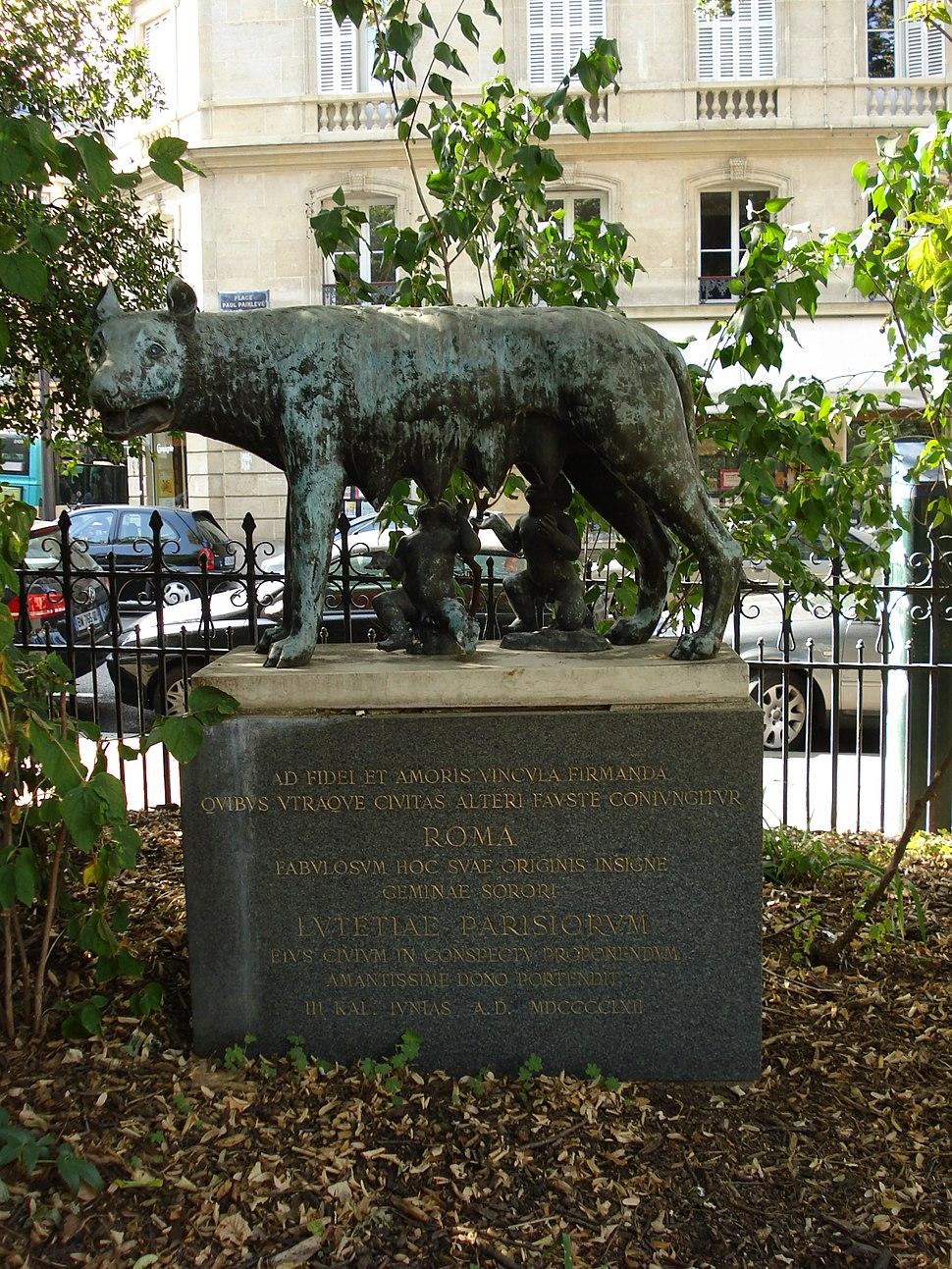 Park de la Sorbonne