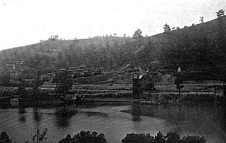Rivesville, West Virginia - Image: Parker Run Tipple