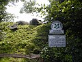 Part of Coldrum Long Barrow and sign - geograph.org.uk - 482561.jpg