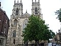 Part of York Minster (the west front) - geograph.org.uk - 2521641.jpg