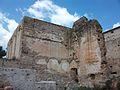 Part posterior de la capella de sant martí de la cartoixa de Vall de Crist.JPG