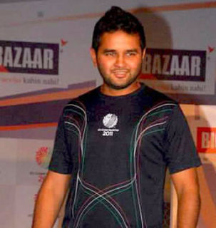 Parthiv Patel Indian cricketer