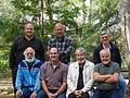 Participants au 4 ème Congrès international d'Histéridologie à Santa Barbara (CA-Etats-Unis) en 2012.JPG