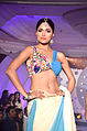 Parvathy Omanakuttan at SNDT Chrysalis 2012 fashion show (2).jpg