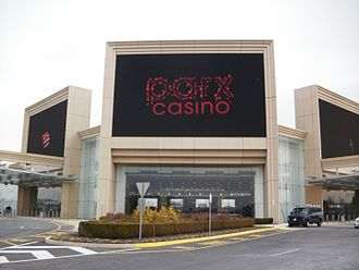 Parx Casino and Racing - Image: Parx Casino