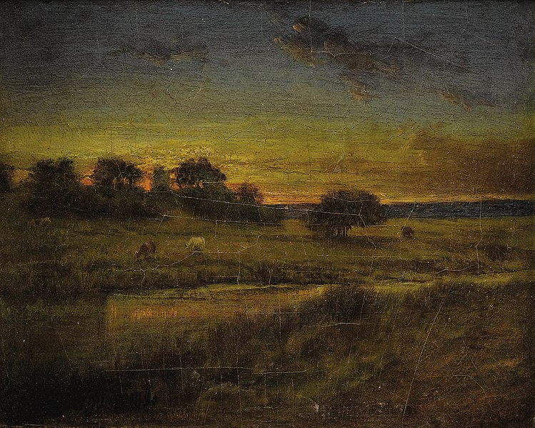 File:Pasture at dawn-George Inness-1891.jpg