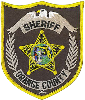 Orange County Sheriff's Office (Florida) - Image: Patch of the Orange County, Florida Sheriff's Office
