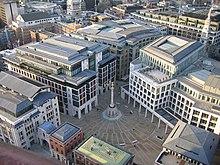 Borsa di Londra, la City di Londra