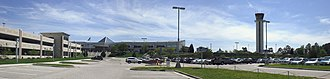 Newport News/Williamsburg International Airport - Image: Patrickhenrypano 04