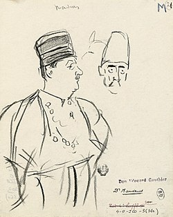 Paul-Charles Delaroche, Dr Mardrus, (1911-1913 ?).jpg
