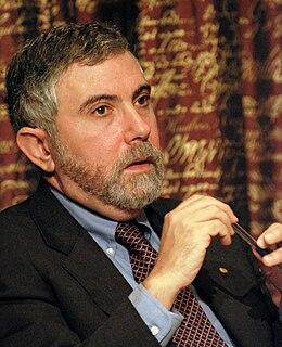 Paul Krugman American economist