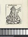 Paus Constantijn I Constantinus (titel op object) Liber Chronicarum (serietitel), RP-P-2016-49-62-8.jpg