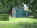 Pavilion by the bowling green in Easthill Lane - geograph.org.uk - 1428205.jpg