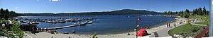 McCall, Idaho - Image: Payette lake panorama