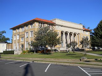 Pearl River County, Mississippi - Image: Pearl River County Courthouse