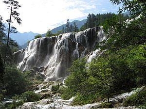 Pearl Shoal Waterfall - Image: Pearl Waterfall JZG