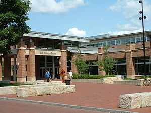 State College, Pennsylvania - The Hetzel Union Building (HUB) at Penn State University