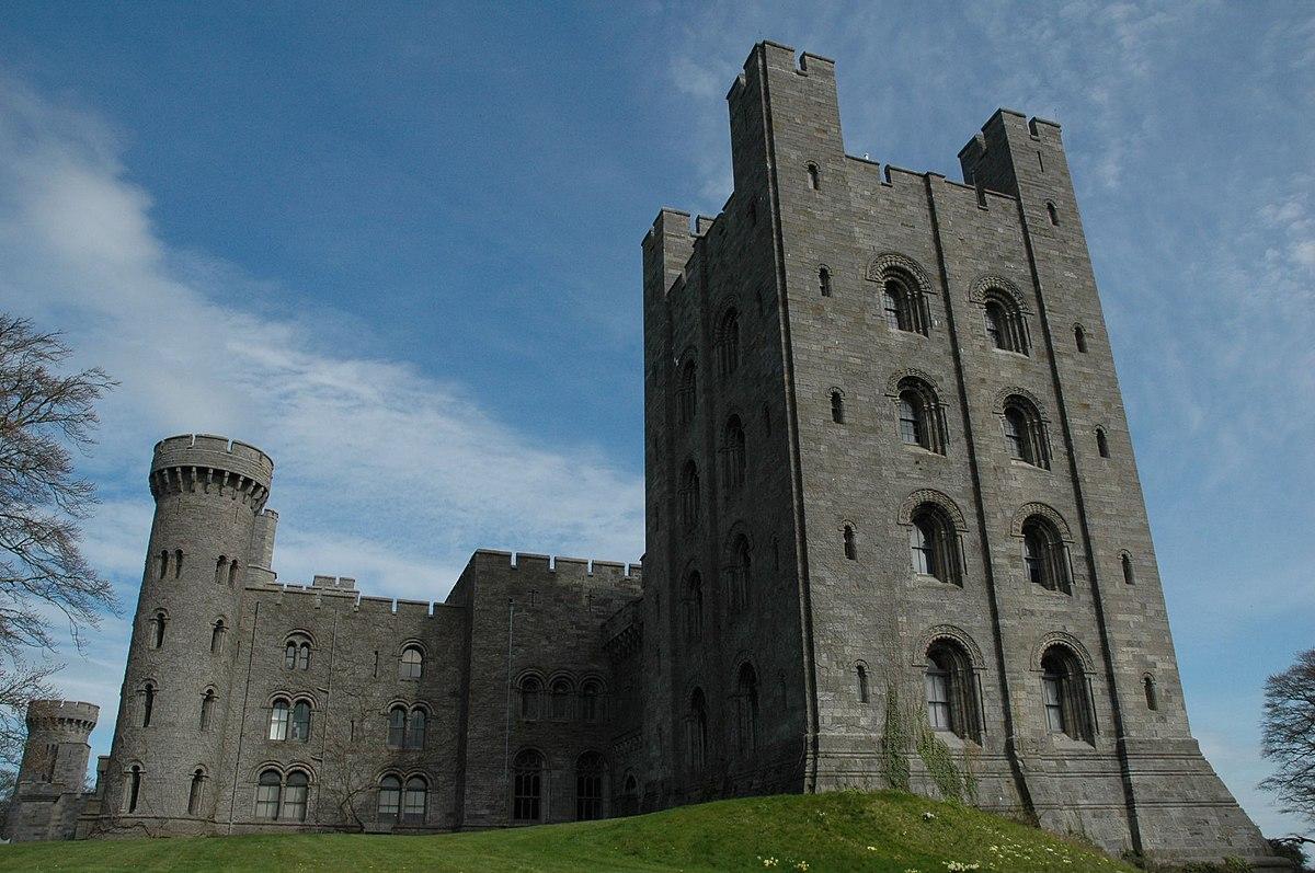 penrhyn castle - wikipedia