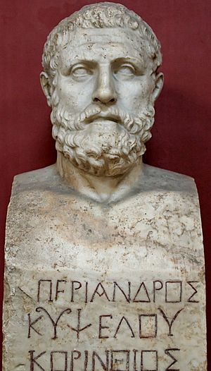 Periander - Periander Pio-Clementino Inv276