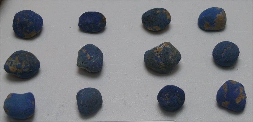 Persepolis Color samples