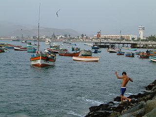 Ancón District District in Lima, Peru