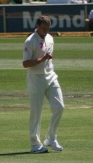 Peter Siddle Australian cricketer