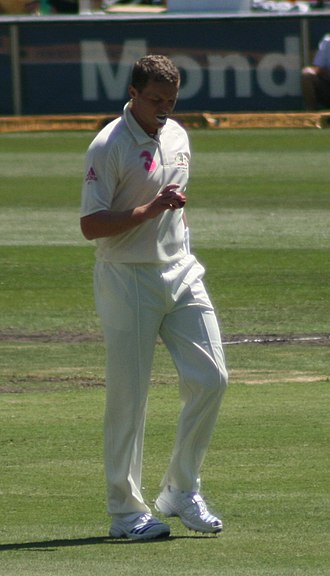 Peter Siddle - Image: Peter Siddle SCG2009