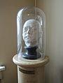 Peter I's death mask by C.Rastrelli (1903 cast, GRM) by shakko 01.jpg