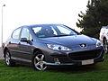 Peugeot 407 2.0 SR 2006 (15509478502).jpg