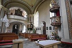Pfarrkirche Sankt Josef Weststeiermark Interior 11.jpg