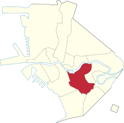 Location of Paco