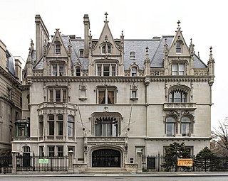 Harry F. Sinclair House Mansion in Manhattan, New York